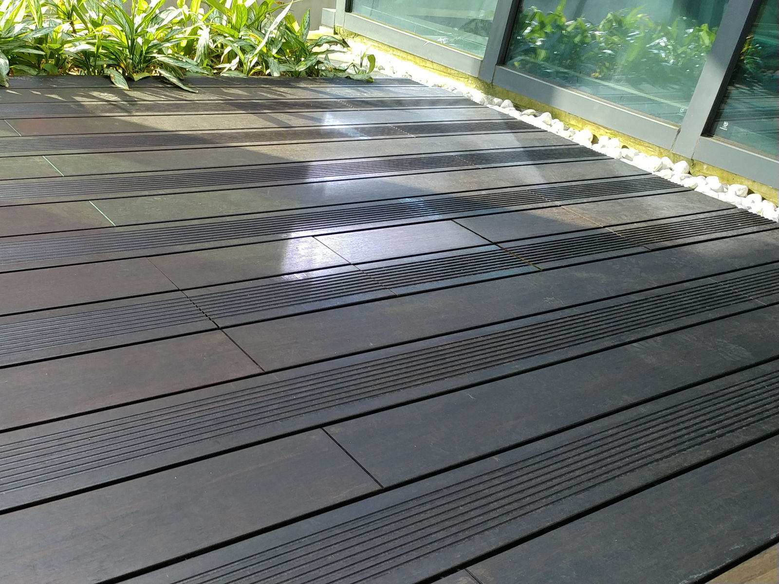 Outdoor Bamboo Decking – Canica